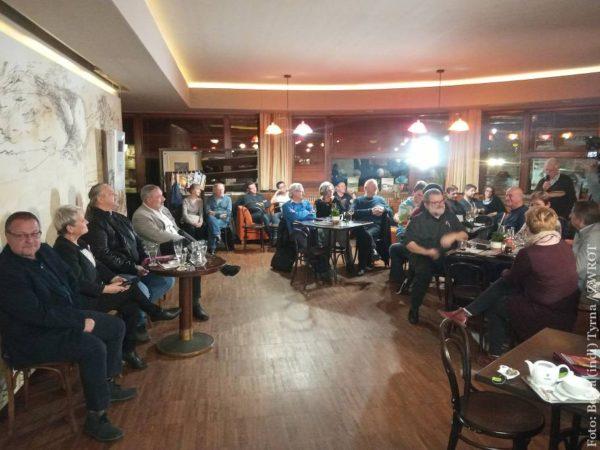 Spotkanie z okazji 30. rocznicy aksamitnej rewolucji w Avionie