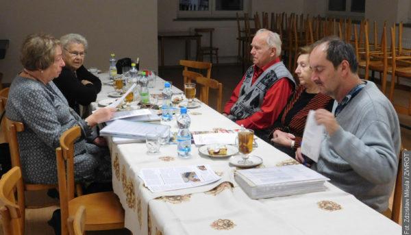 Z POCZTY REDAKCYJNEJ: Eugenia Kania gościem Klubu Propozycji w Piotrowicach