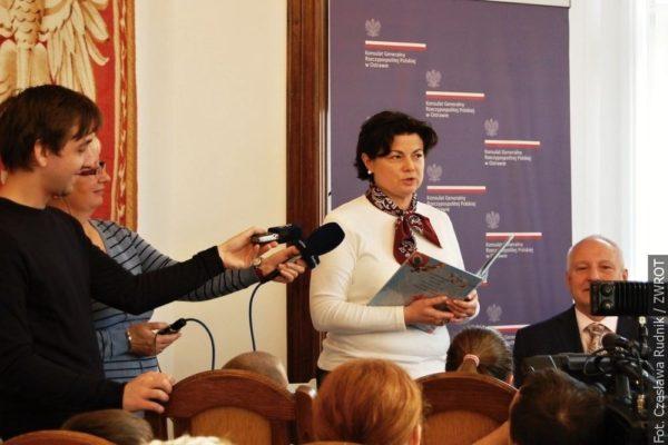 W ostrawskim Konsulacie Generalnym RP czytano dzieciom