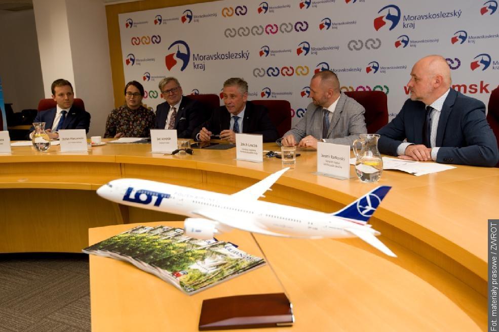 Ostrawę z Warszawą połączy regularna linia lotnicza
