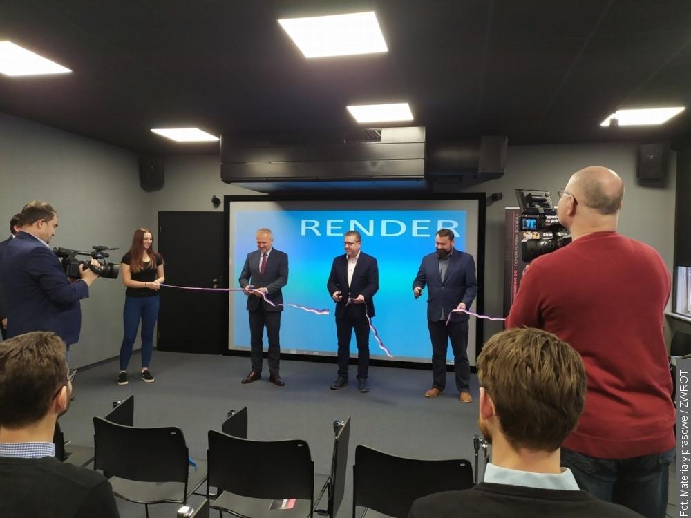 Laboratorium wirtualnej rzeczywistości pomoże studentom w nauce