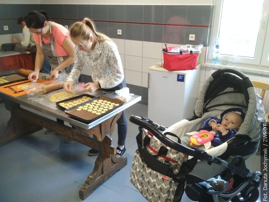 Po świąteczne ciasteczka wybrać się można do Trzanowic