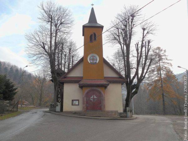 Spacery ze Zwrotem: kaplica pw. Świętego Jana Nepomucena w Jaworzu Nałężu
