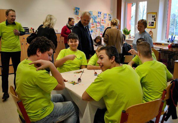 W Trzyńcu odbyły się międzynarodowe warsztaty arteterapii
