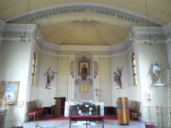 Spacery ze Zwrotem: Kościół pw. Imienia Najświętszej Marii Panny w Cieszynie Bobrku
