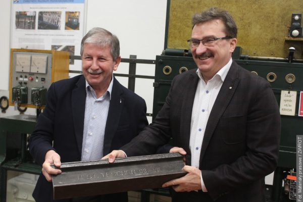 W trakcie rozbiórki domu znaleziono stare szyny z Trzyńca