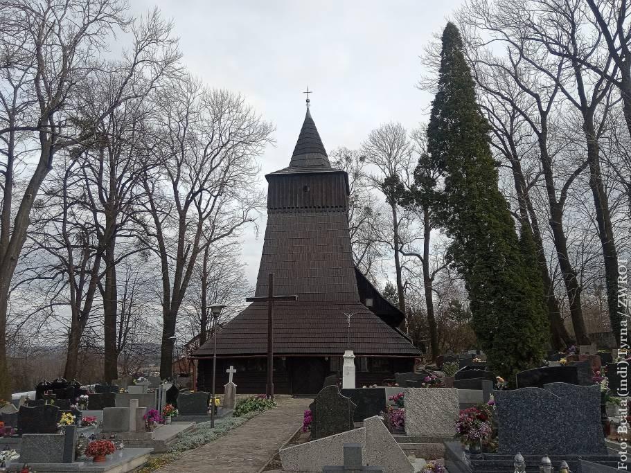 Spacery ze Zwrotem: Kościół św. Rocha w Zamarskach
