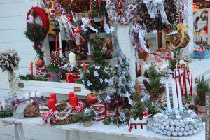 Jarmark świąteczny na cieszyńskim Rynku