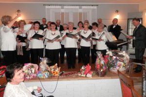 Z POCZTY REDAKCYJNEJ: Zespół Kalina z Łazisk świętował razem z chórami zaolziańskimi