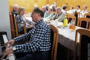 Z POCZTY REDAKCYJNEJ: Dolnolutyńscy pezetkaowcy kolędowali z Olzankami