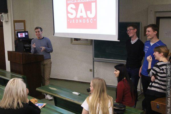 Inicjatywy PZKO: Sekcja Akademicka Jedność