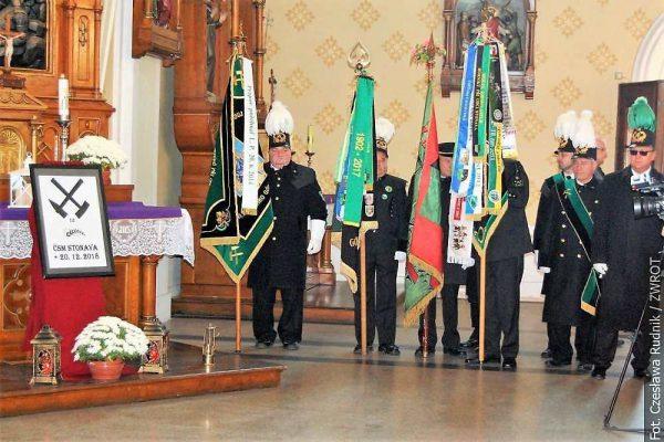 W stonawskim kościele upamiętniono pierwszą rocznicę tragicznej śmierci trzynastu górników