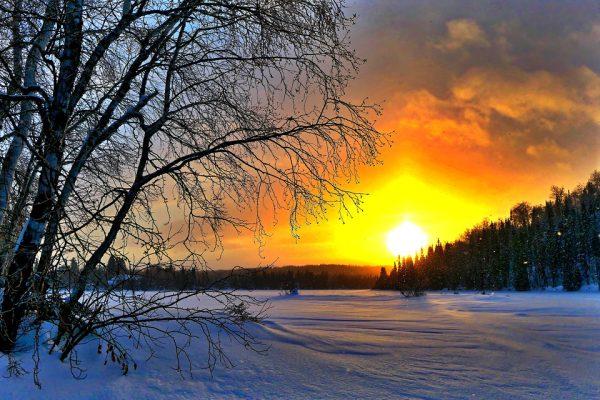 Rozpoczęła się zima astronomiczna