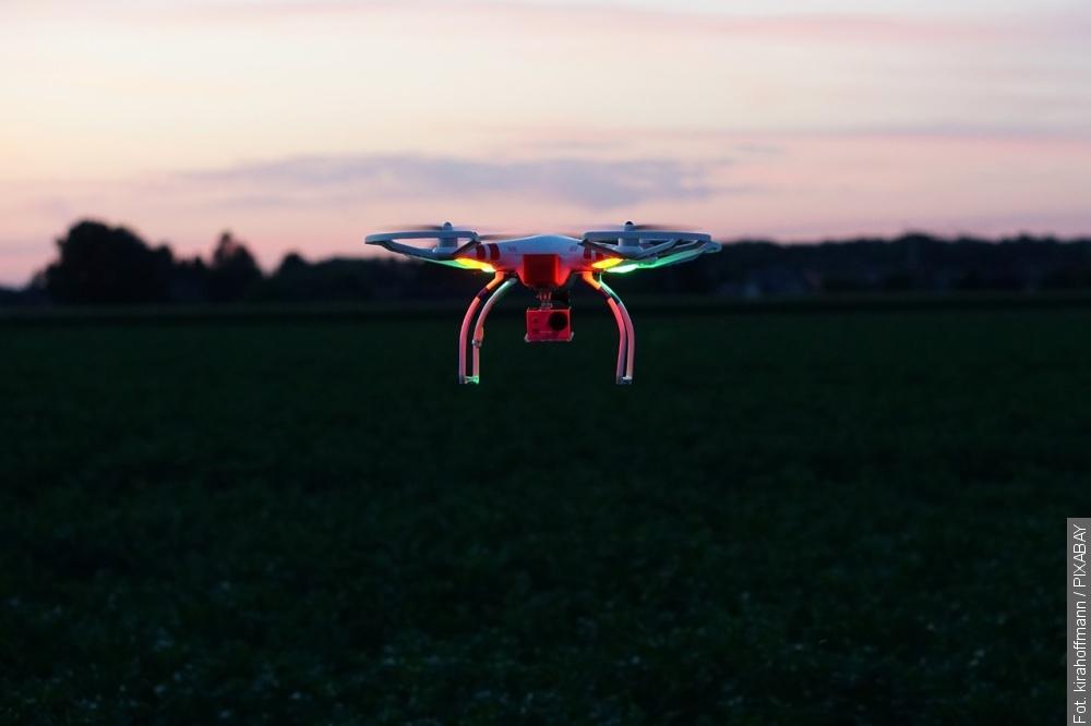 W Cieszynie przywitają nowy rok tańcem dronów