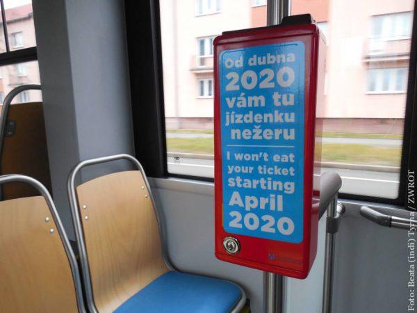 Koniec ery papierowych biletów w Ostrawie