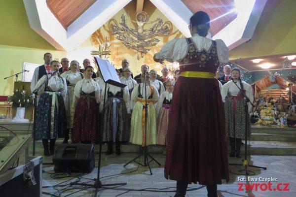 Estrada Ludowa Czantoria zaprasza na koncert kolęd