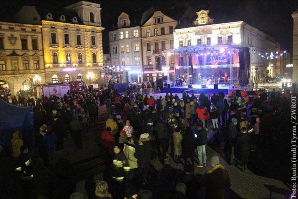 Wielka Orkiestra Świątecznej Pomocy grała w całej Polsce
