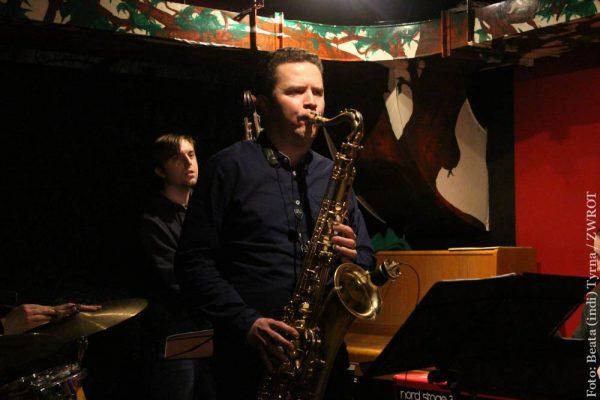 Jazzowy wieczór w Dziupli