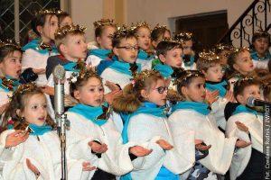 Chóry szkolne zaprezentowały się w koncercie noworocznym
