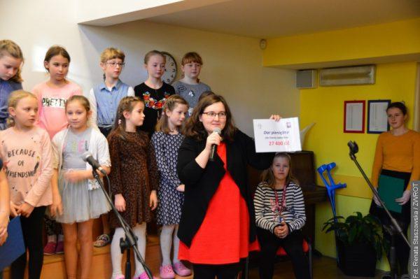 Dzieci z Jabłonkowa lubią pomagać potrzebującym