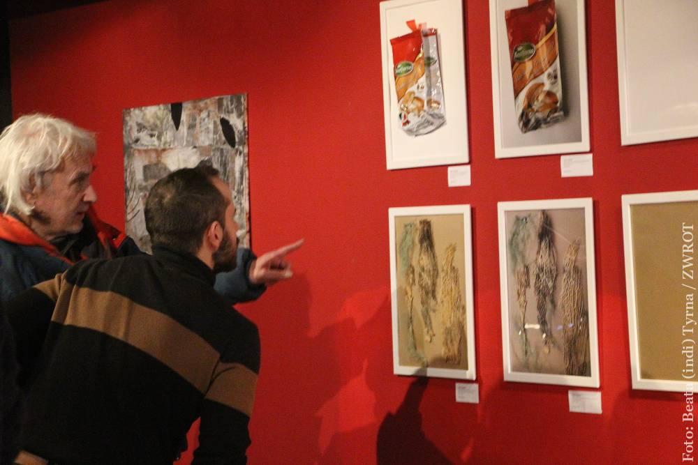 Nowa wystawa sztuki w Dziupli
