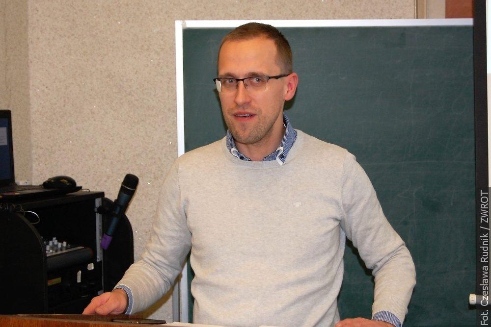Wykład MUR poświęcono postaci Bogusława Kożusznika