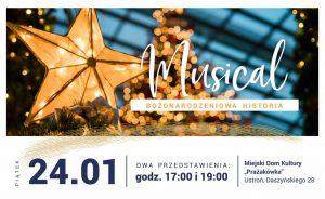 Świąteczny musical w Prażakówce
