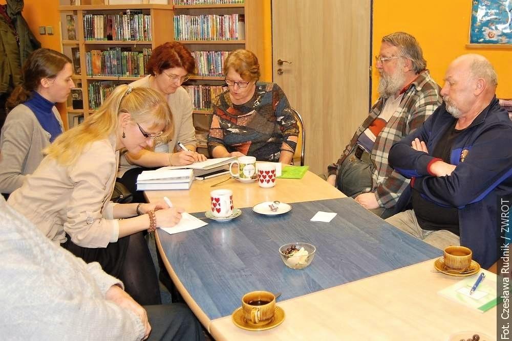 Obradowali członkowie Stowarzyszenia Przyjaciół Polskiej Książki