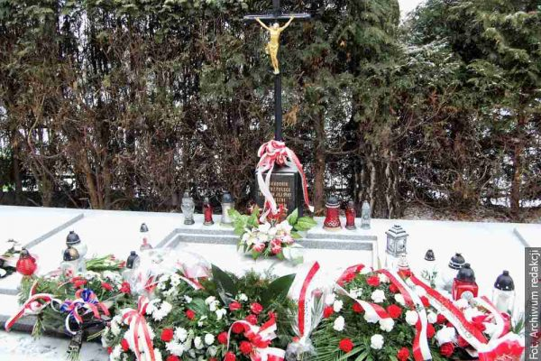 Stonawa pamięta o ofiarach konfliktu zbrojnego sprzed 101 lat