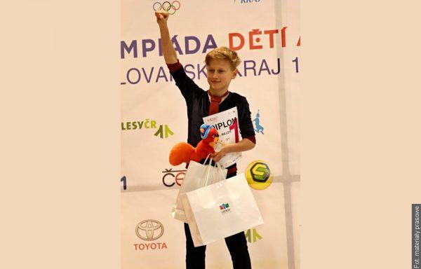 Damian Malczyk zdobył złoto!