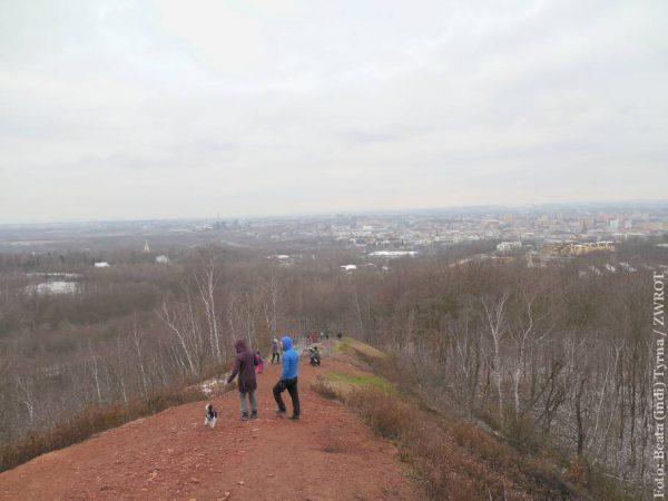 Spacery ze Zwrotem: hałda Ema w Śląskiej Ostrawie