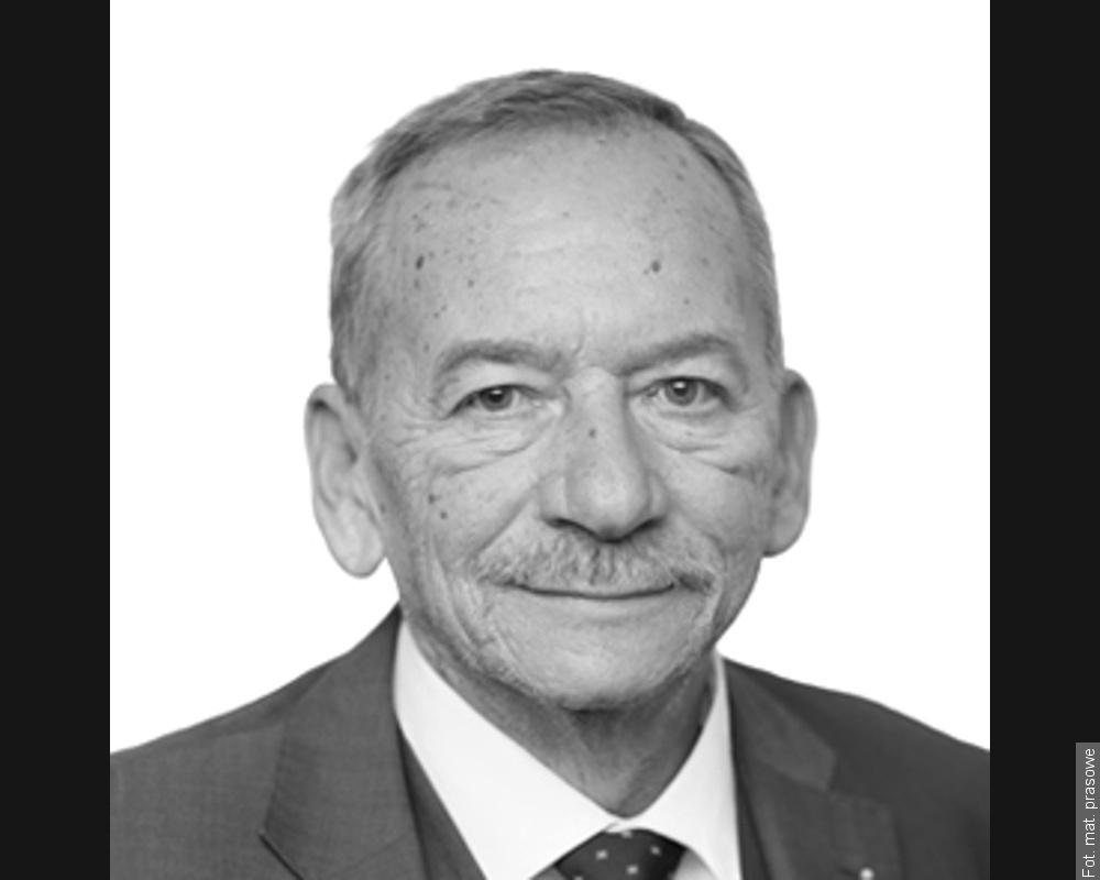 Zmarł marszałek Senatu Republiki Czeskiej