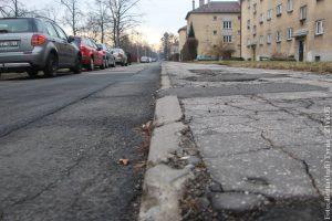Ulicę Jabłonkowską w Łyżbicach czeka remont