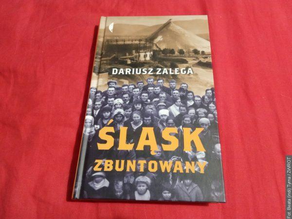 """O tytuł najlepsza książka historyczna walczy też """"Śląsk zbuntowany"""""""
