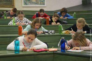 Nie taka żaba straszna – uczniowie zaolziańskich szkół podstawowych pisali dyktando z języka polskiego