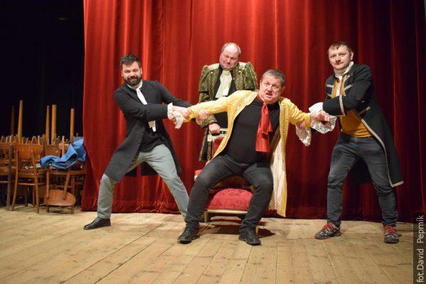 Premiera najnowszego spektaklu wędryńskiego teatru już pod koniec czerwca!