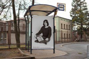 Smutek ekologiczny na przystankach w Trzyńcu
