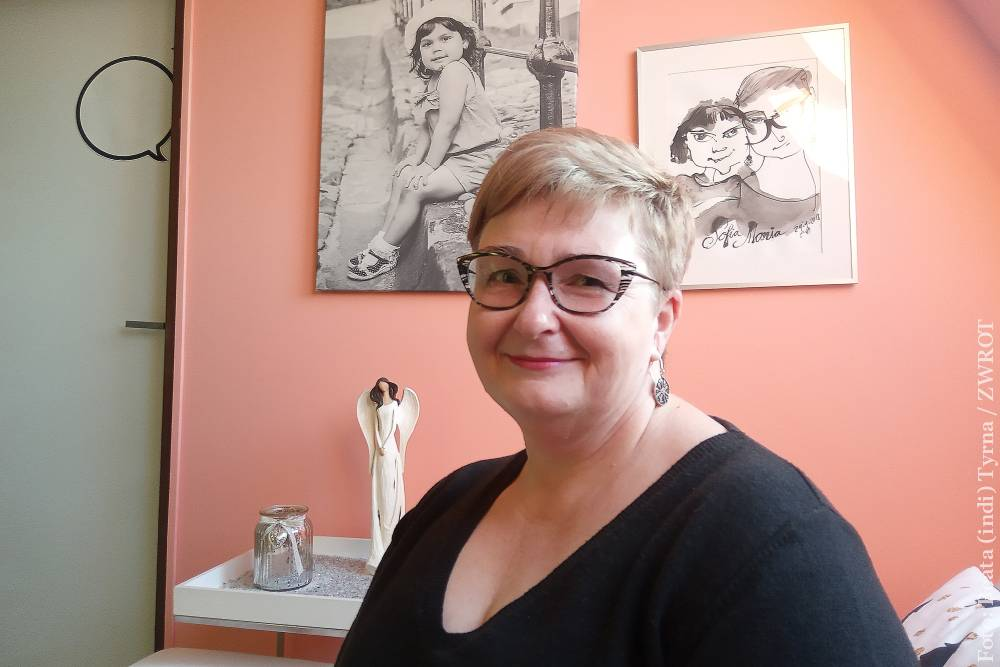 O radości, jaką daje śpiewanie, opowiada Maria Szymanik