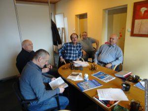 Zebranie członkowskie Stowarzyszenia Elektrotechników Polskich w Republice Czeskiej