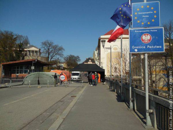 Premier Morawiecki: 13 czerwca otwieramy granice dla państw UE