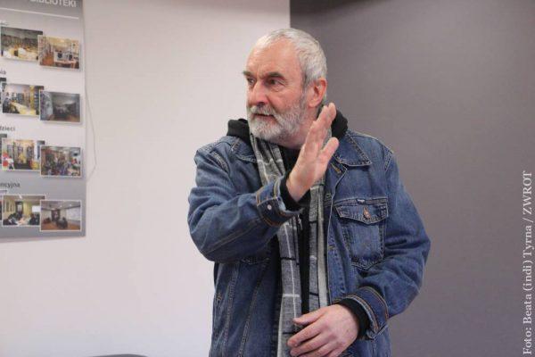 Literatura na dobre czasy – Melanż Krzysztofa Szymoniaka