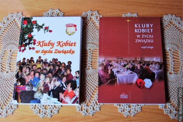Działalność pezetkaowskich Klubów Kobiet opisana została w nowej publikacji