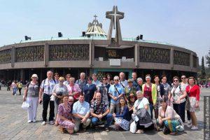Jabłonkowscy parafianie pielgrzymowali do Matki Bożej z Guadalupe