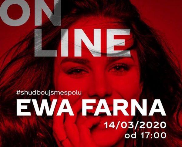 Ewa Farna zaprasza na koncert do pokoju gościnnego