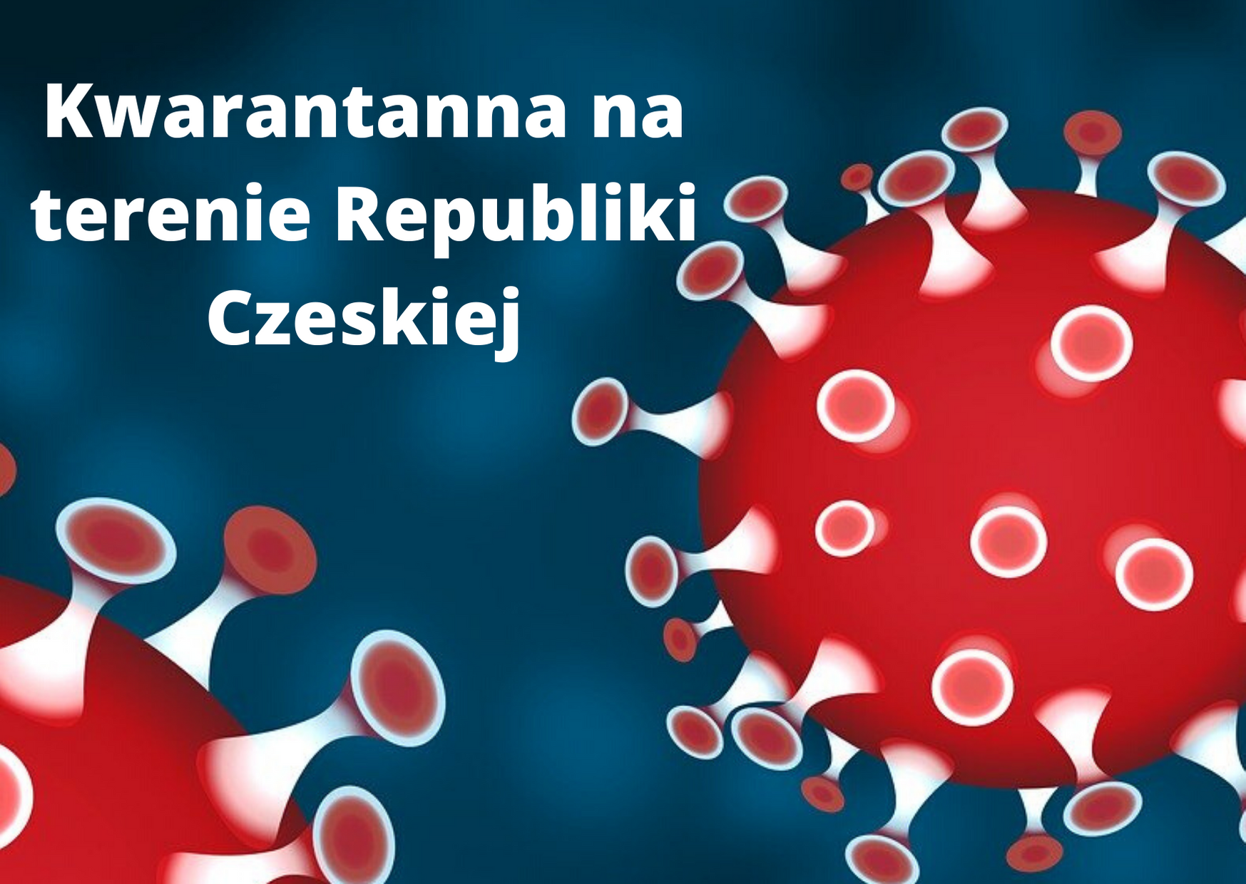 Ograniczenie swobodnego przemieszczania się na terenie Republiki Czeskiej od jutra