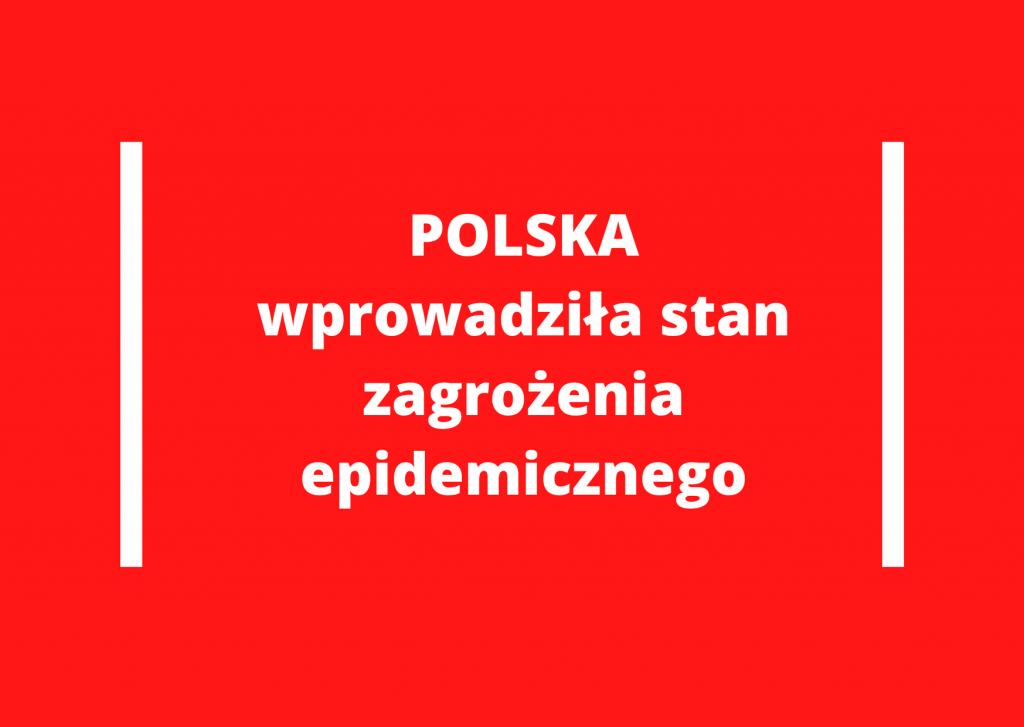 Granice zamyka też Polska