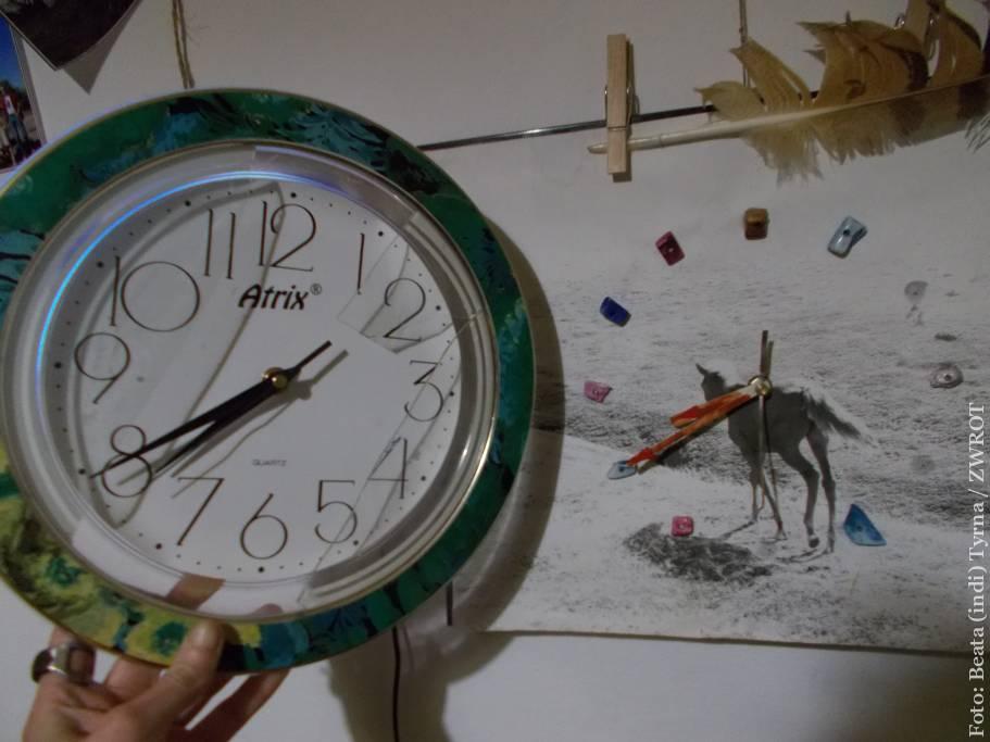 Przestawiamy zegary