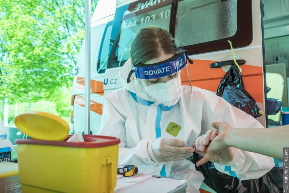 Ruszą szybkie testy do wykrywania koronawirusa
