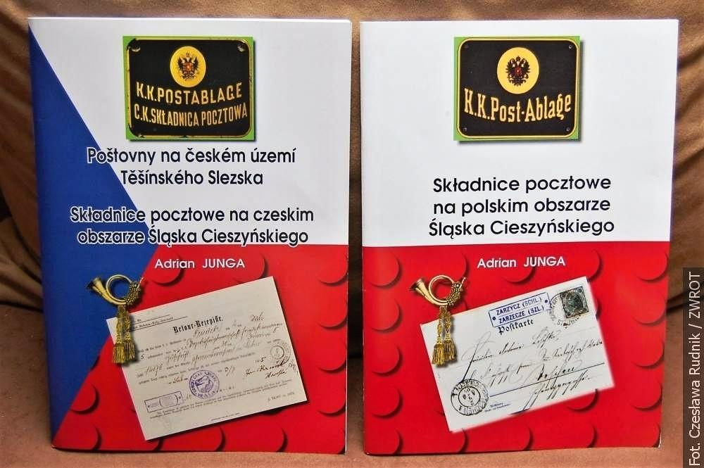 Bogaty materiał historyczny zawierają publikacje o składnicach pocztowych