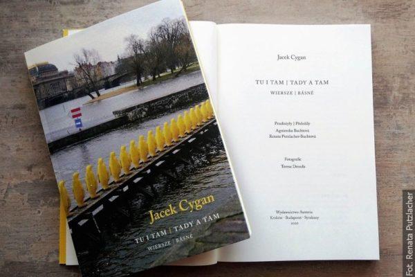 Wiersze Jacka Cygana można czytać i po czesku